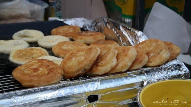 korean pancake hotteok