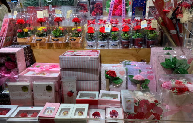 carnation flower gifts
